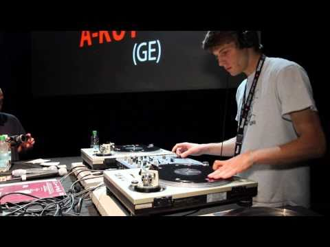 DMC SWISS DJ FINAL 2010/ THE JAM HIP HOP FESTIVAL PART.3