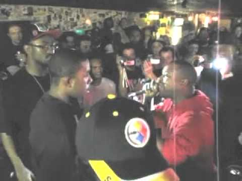 "MC Battle @ ""Spitboxin"" hosted by the Illstyle Rockers"