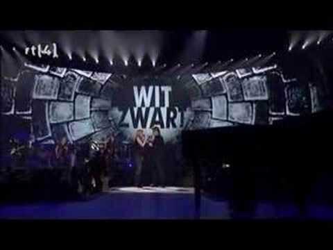 Ilse DeLange en Frank Boeijen - Zwart-wit (De VvA Live!)