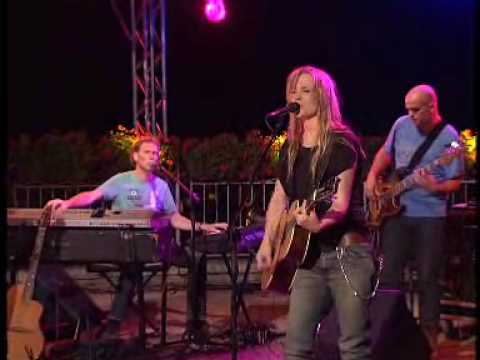Ilse DeLange - I`m not so tough (live @ BVD)