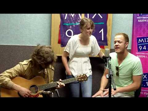 """Imagine Dragons performs """"I Don`t Mind"""" live in the Mix Underground Lounge"""