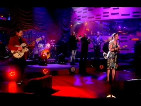 Imelda May Inside Out Graham Norton Show Jan 2011