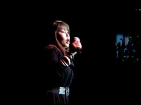 "Imelda Papin concert: opening song - ""You`ve Lost that Loving Feeling"""