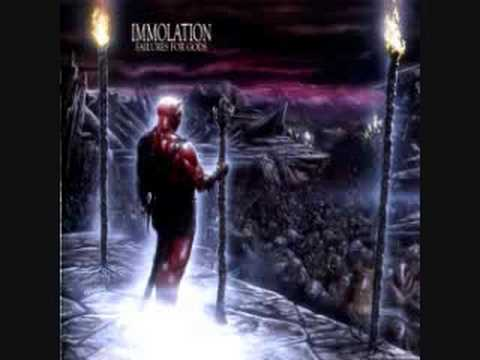 Immolation - No Jesus, No Beast