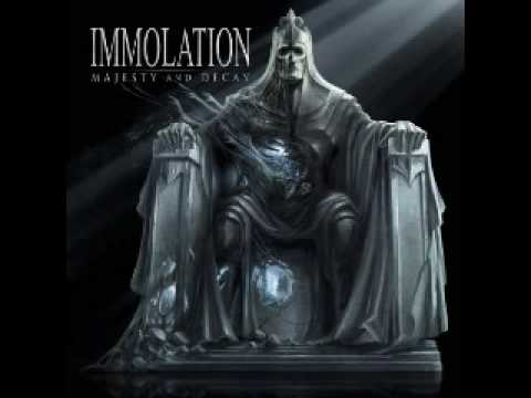 Immolation - The Purge