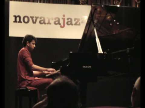 Utsav Lal-Raga Pianist Live Piano at Novara Jazz Festival 2010