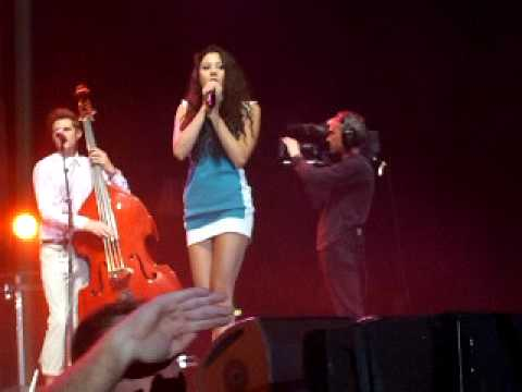 Eliza Doolittle - Pack Up live In:Demand 2010