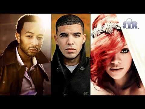 John Legend vs Rihanna ft. Drake - Rolling in the Deep (What`s my Name) (SIR Remix) [Adele Cover]
