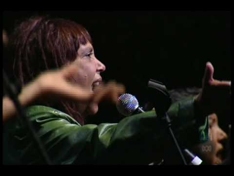 Shellie Morris Aboriginal Singer with the Melbourne Symphony Orchestra
