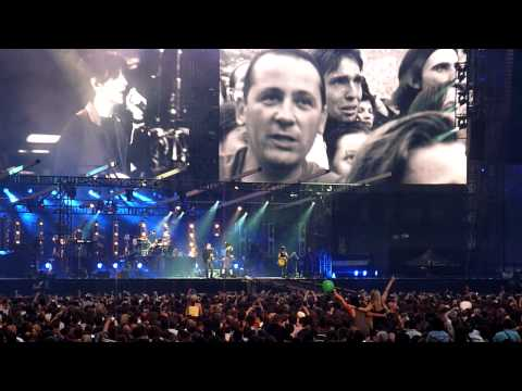 Indochine - Stade de France - Tes Yeux Noirs