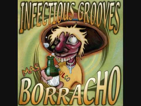 Infectious Grooves-Please Excuse This Funk Up