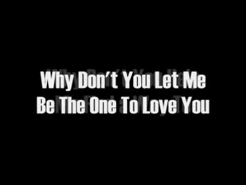 Ingram Hill - Why Don`t You (Lyrics)