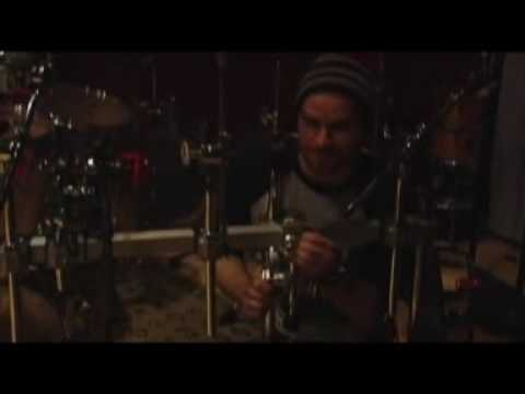 Inimical Drive - Mark tracking drums - episode 1