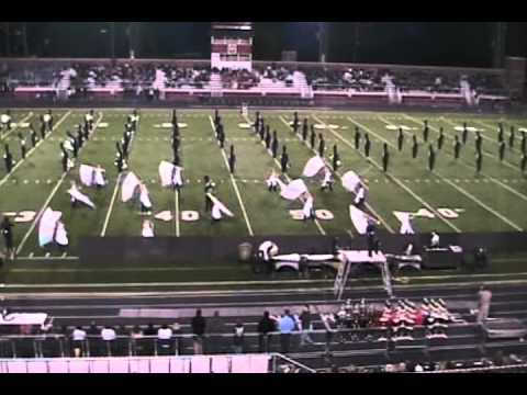 Firestone High Schoon Marching Band New Philadelphia OMEA Contest