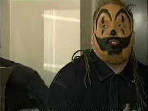 Rare 1995 Insane Clown Posse Fox News Interview