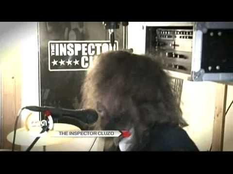 The Inspector Cluzo - Cd`Aujourd`hui sur France 2 (05/05/2010)