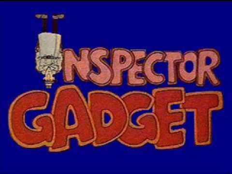 J-Squad Inspector Gadget Theme REMIX