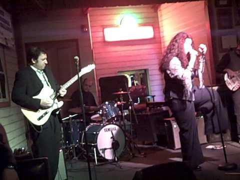 Sweet Suzi & the Blues Experience 2009 IBC Beale St Memphis TN Feb 6 2009