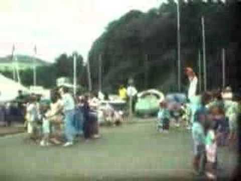 The Sidmouth Folk Festival 1989