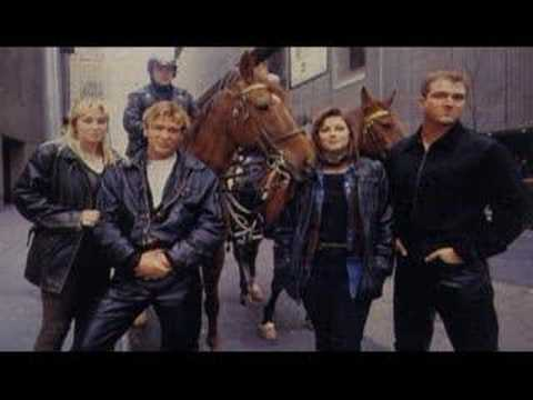 ACE OF BASE-Into the night of blue