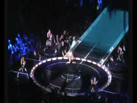 Madonna Frozen Sticky & Sweet Tour 2009