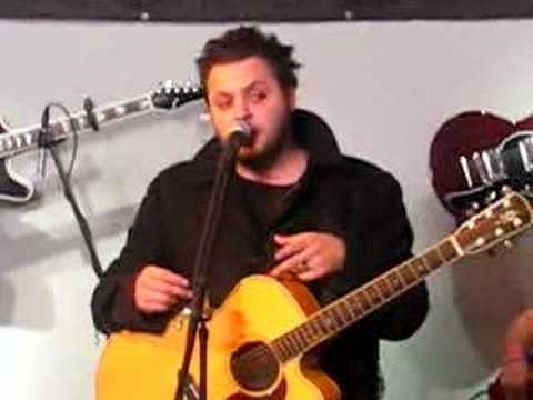 Blue October Into The Ocean Boston- acoustic