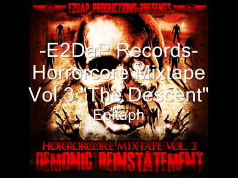 cold as ice horrorcore mixtape epitaph rabid likewize e2dap records 2010 volume 3