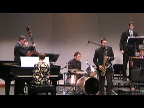 Cedar Falls HS Jazz Band - Body and Soul