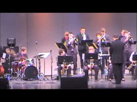 Valley High School Jazz Orchestra Iowa Jazz Championships 2010- Another You