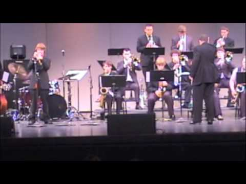 Valley High School Jazz Orchestra Iowa Jazz Championships 2010- Blue