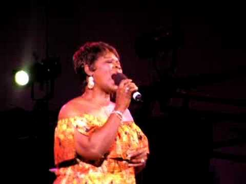"Irma Thomas live 8-23-08, ""Time Is On My Side"""