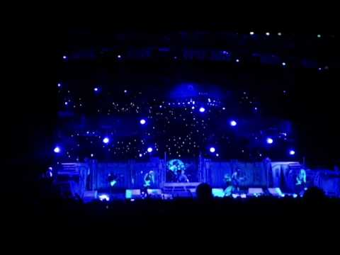Iron Maiden - Blood Brothers (with Dio Tribute) - Chicago 7/18/2010