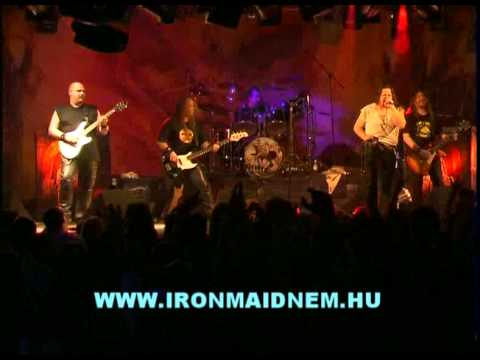 Iron Maidnem Tribute Band - Back In The Village - Live In Budapest 2006