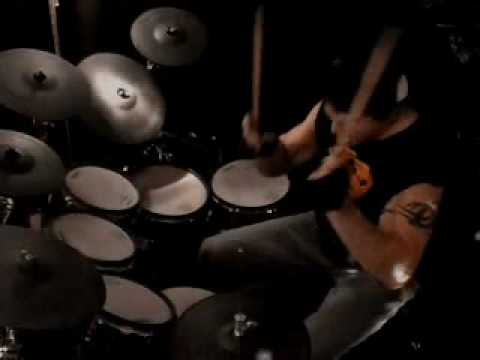IRON MAIDEN - The Trooper - DRUMS