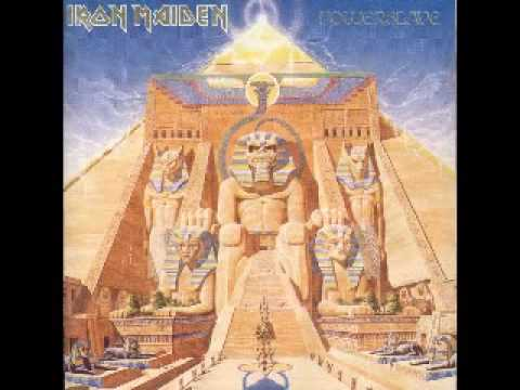iron Maiden - Powerslave