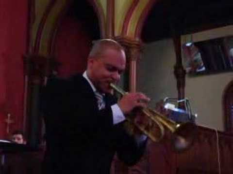 Irvin Mayfield plays Amazing Grace