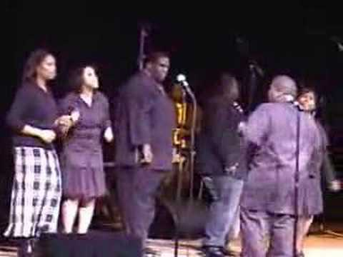 James Ross @ Minister Isaac Hayes & Sacred Praise