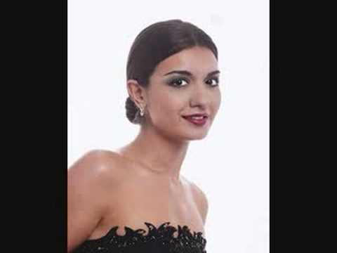 """Isabel Bayrakdarian, """"Quel candido armellino"""", Marc` Antonio Cleopatra, Hasse"""