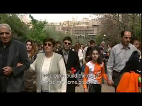 "Armenia Genocide - ""Song of the Homeless"" by Isabel Bayrakdarian"