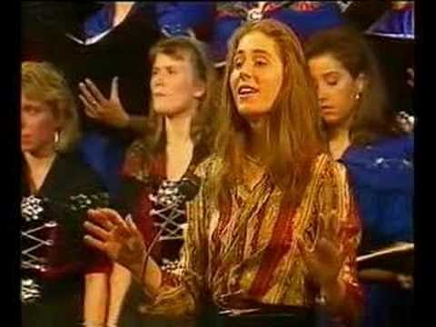 Sissel Kyrkjebo, 1991, Imagine (from John Lennon)
