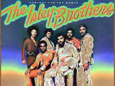 The Isley Brothers-Who`s That lady