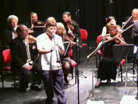 "VIRTUOSO KLEZMER ""JOY"" ZOHAR Israel Philharmonic Orchestra s KLEZMER israel israeli philharmonic"