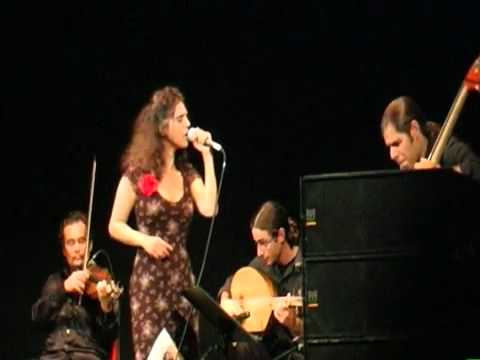 Talya GA Solan & Israeli Ethnic Ensemble - a song for blessing