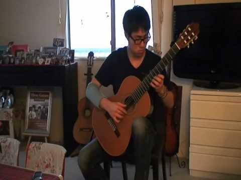 Mallorca- Issac Albeniz ( guitar by Daniel Moon)