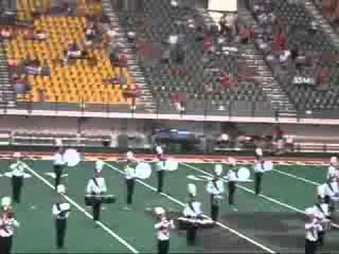 ISU Marching Band Bengals part1