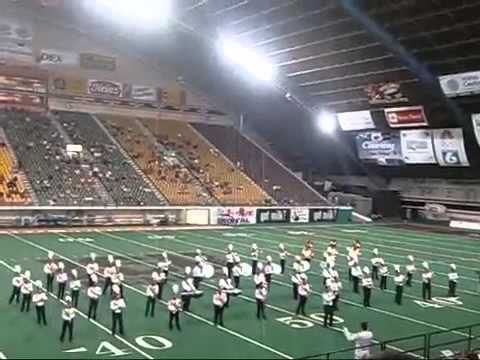 ISU Marching Band Bengals part 2