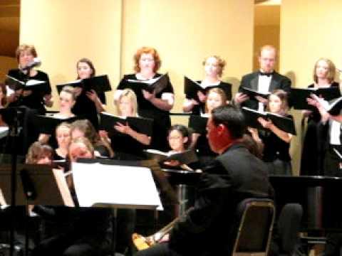 ISU Concert Choir, Te Deum 20090501 3613