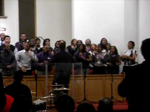 Interdenominational Youth Choir - Prayer Will Fix It