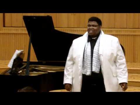 Recital (Part 1 of 6) ItalianSongs.MOV