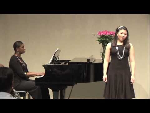 Nel Cor Piu- Caldara by Luana Oh ( first classical performance)